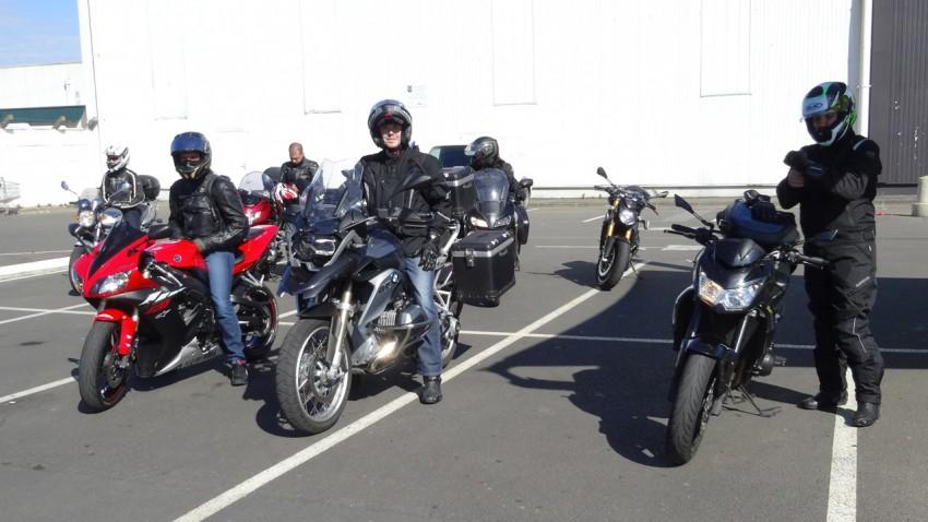 balade moto Rennes du 8 juin 2014