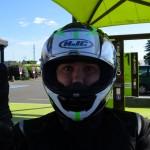 Arnaud : motard Rennais