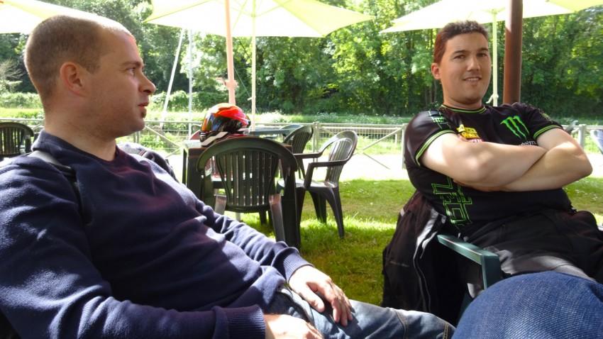 Arnaud et Mathieu