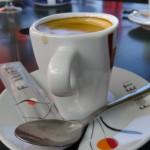 pause café à Dinan
