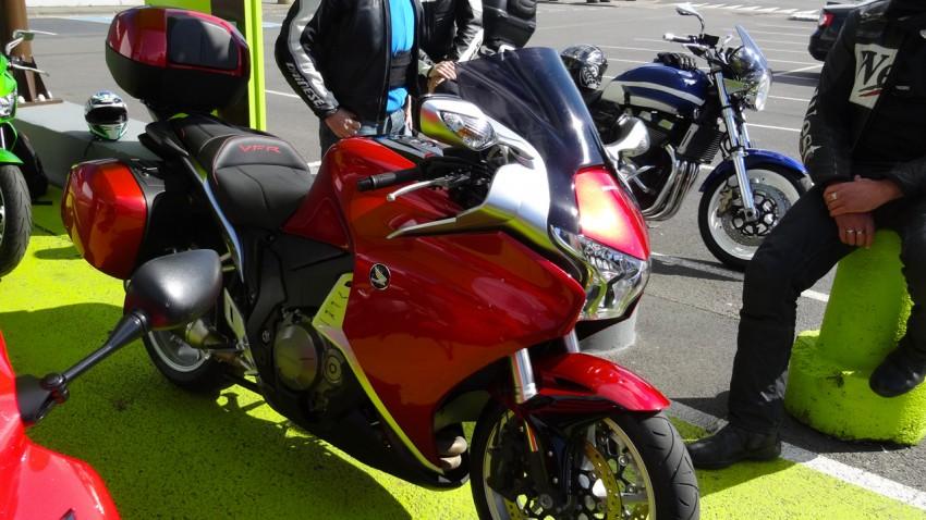 VFR 1200 Honda