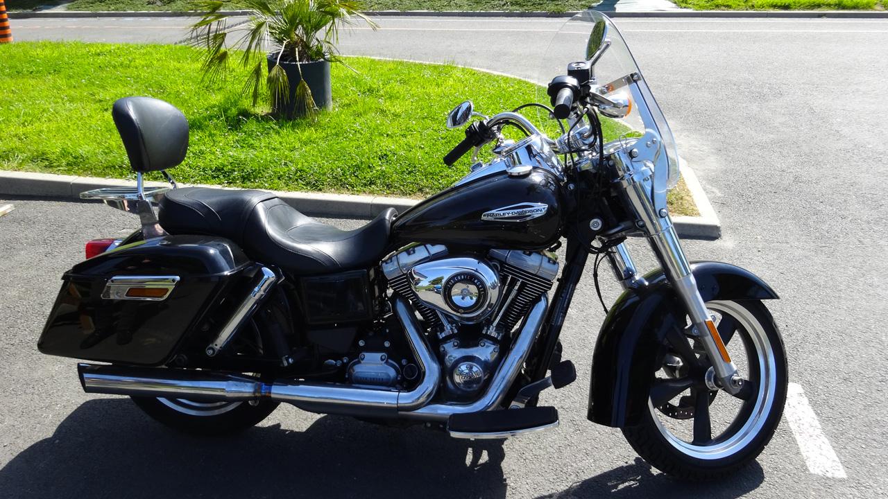 Dyna Switchback 103C Harley Davidson