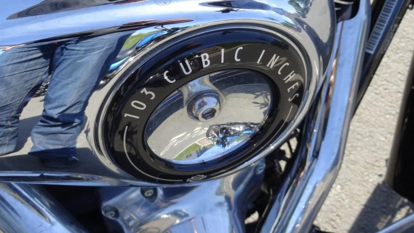 moteur 103c Harley Davidson