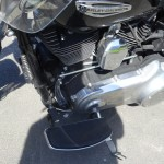 repose pied pour le pilote Switchback Harley Davidson