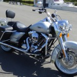 moto Harley à Rennes