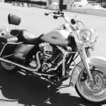 Harley Davidson Rennes : Roadking 2014
