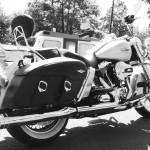 moto rennes Harley Roadking