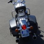 bienvenue sur un Roadking Harley Davidson