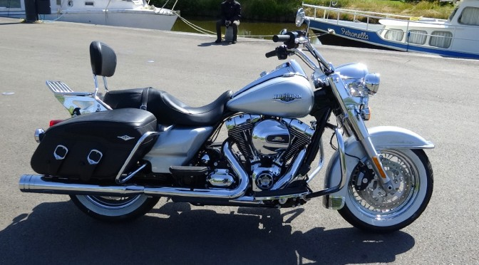Harley Davidson de David Jazt