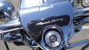 logo Roadking moto Américaine
