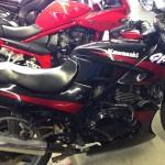 moto de débutant : 500 GPZ