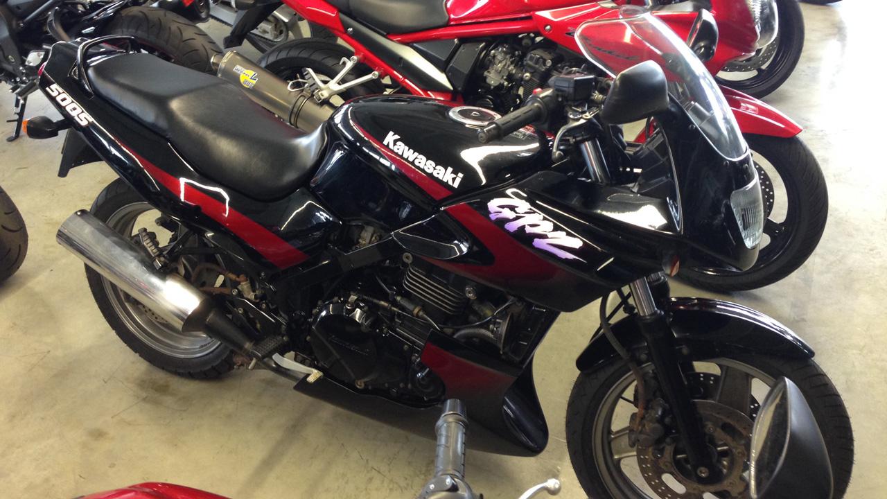 Kawasaki 500 GPZ S
