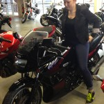 Motarde Rennaise : sortie moto adapté pour les débutants