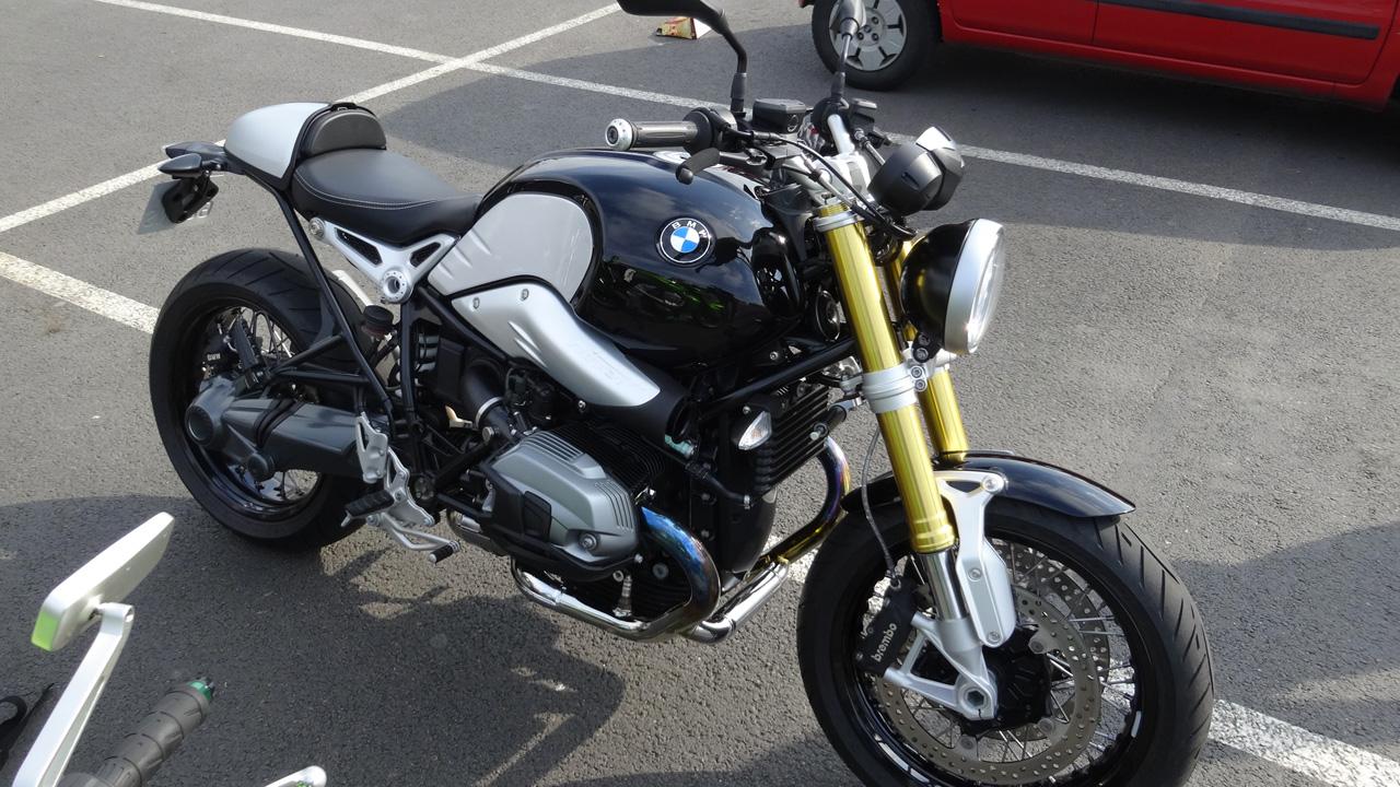 BMW Nine T à Rennes