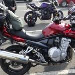 Suzuki Bandit à Rennes