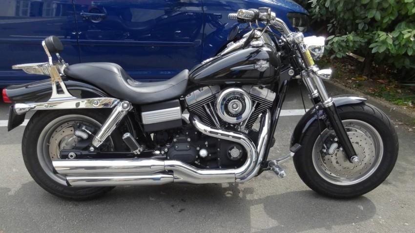 Harley Davidson de Yann (St Malo)