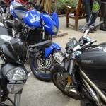 parking moto à intra muros de Saint-Malo