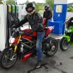 pause essence à Dinan