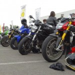 rassemblement motard à Rennes