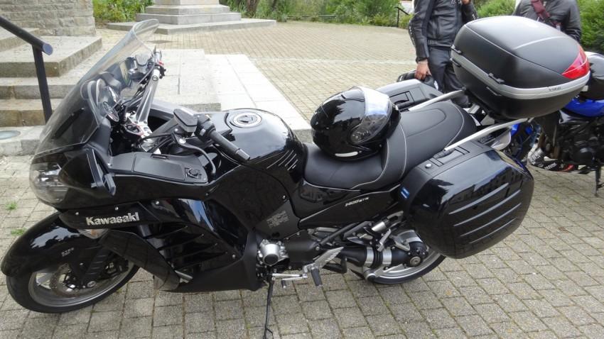 Kawasaki GTR 1400 - moto 35
