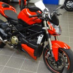 Ducati occasion pas cher : Streetfighter 1098 Standard rouge 2010