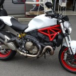 Essai Ducati Monster 821 à Laval chez City Bike