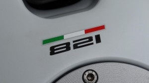 logo 821 Ducati Monster