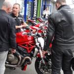 Jérôme, vendeur Ducati chez City Bike
