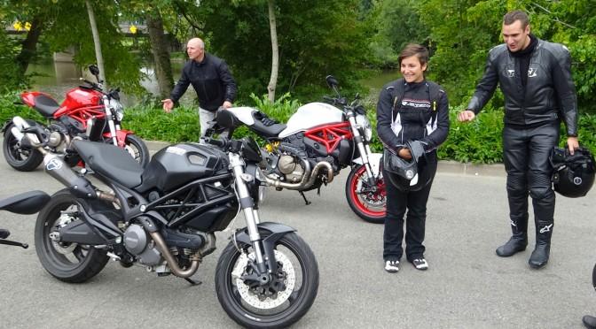 avis sur moto Ducati