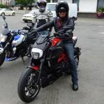 Ducati Diavel chez City Bike à Laval