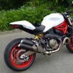 essai moto Ducati Monster 821 chez City Bike de Laval