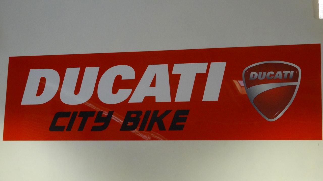 Ducati Laval City Bike