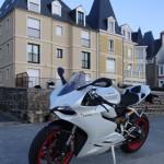 899 Ducati à Saint-Malo