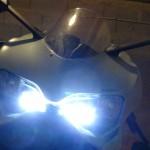 LED sur le Panigale 899