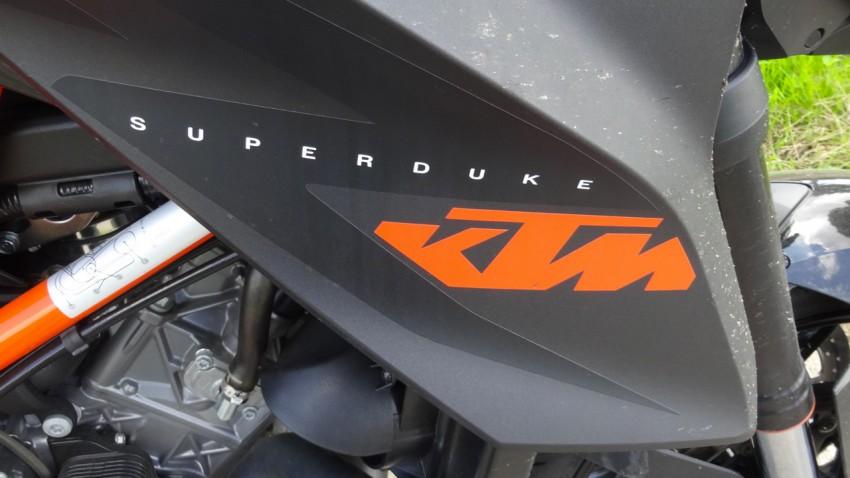 KTM Superduke