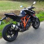 moto roadster KTM