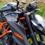 KTM superduke, un style vraiment particulier