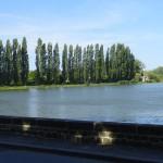 lac devant le chateau de combourg