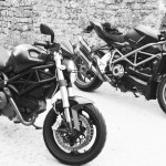moto Ducati : Monster 696, Streetfighter 1098 S