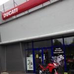 Ducati Store à Laval