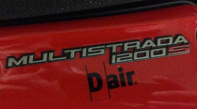 Multistrada 1200 S D Air