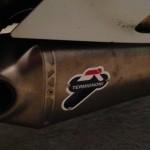 Termignoni sur le Ducati 899