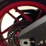 jante rouge, Ducati 899 Panigale