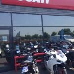 Ducati à Caen
