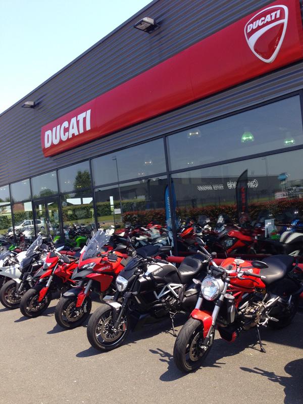 Ducati Store de Caen