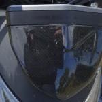 protection de compteur en carbone Ducati Performance