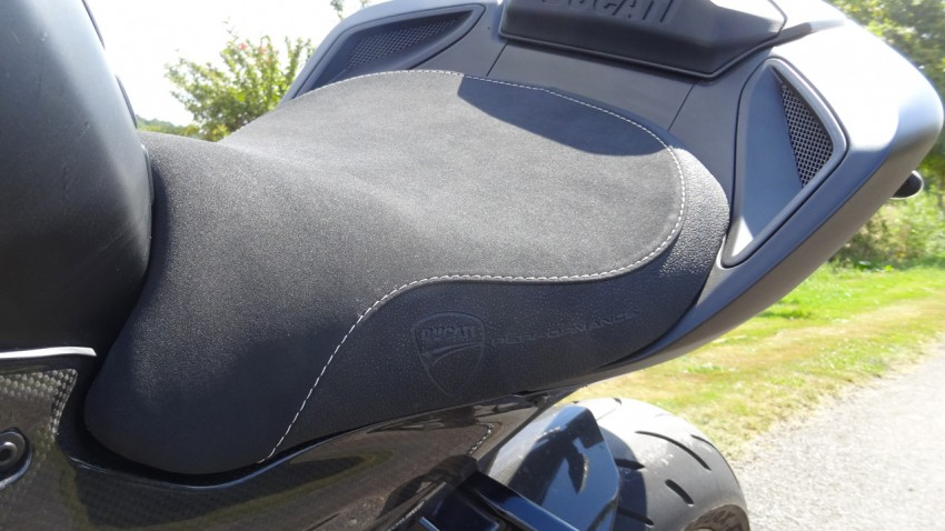 selle confort Ducati Performance