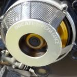 embrayage à sec Ducati Performance jaune