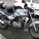 Kawasaki ER5 de Romain et Mélodie