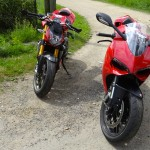 Ducati moto Rennes